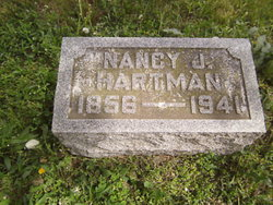 Nancy Jane <I>Schlosser</I> Hartman