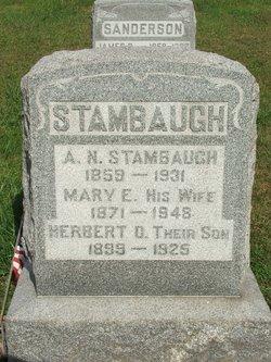 Herbert Dewey Stambaugh