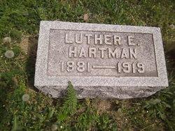 Luther E. Hartman