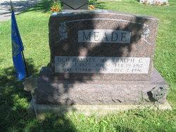 Ocie Mae <I>Ramsey</I> Meade