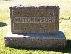 Myrtle F. <I>Hardin</I> Hutchinson