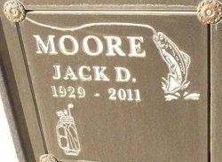 """John Douglas """"Jack"""" Moore"""