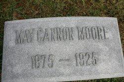 May <I>Cannon</I> Moore