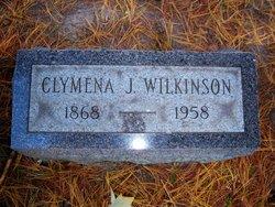 Clymena J. <I>Teats</I> Wilkinson