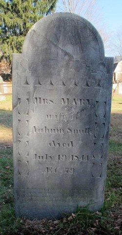 Mary <I>Stone</I> Smith