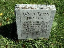 William A Triess