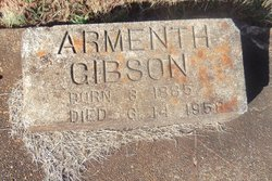 Armenth Gibson