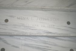 Mina L. Johnson
