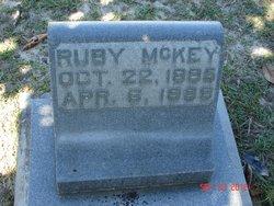 Ruby McKey
