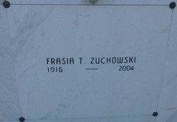 Frasia T Zuchowski