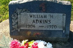 """William H. """"Red"""" Adkins"""