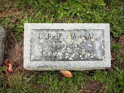 Carrie Ione <I>Mannan</I> Grubbs