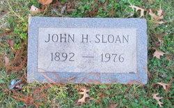 John H Sloan