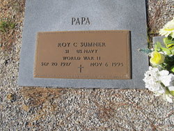 Roy C Sumner