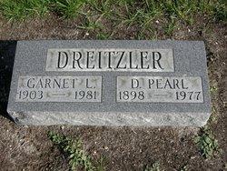 Garnet L. <I>Dicus</I> Dreitzler