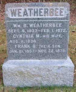 Cynthia M Weatherbee