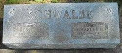 Charles H Schwalbe, Jr