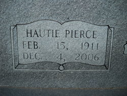 Hautie Pierce Brown