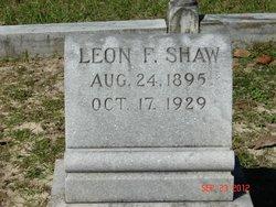 Leon F. Shaw
