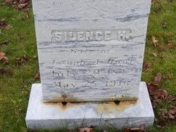 Silence H <I>Dudley</I> Hunt
