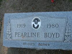 Pearline Boyd