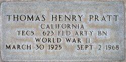 Thomas Henry Pratt