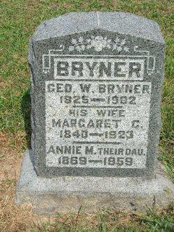 George W Bryner