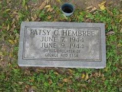 Patsy C. Hembree