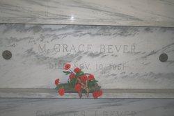 M Grace Bever