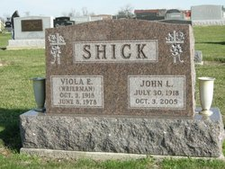 John L. Shick