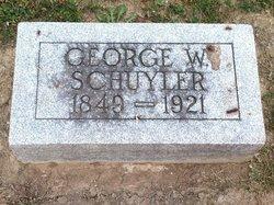 George W Schuyler