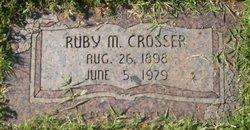 Ruby Marie Crosser