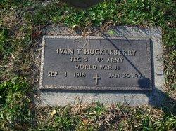 Ivan Tommy Huckleberry