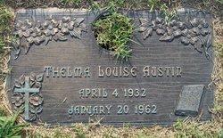 Thelma Louise Austin