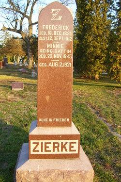 Frederick Zierke