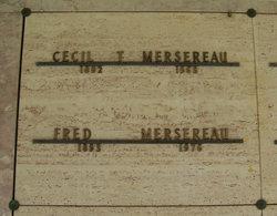 Cecil T <I>Roberts</I> Mersereau