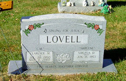 Clarence M Lovell