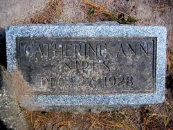 Catherine Ann Sipes