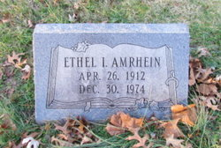 Ethel I Amrhein