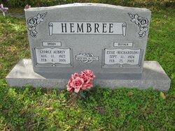 Essie <I>Richardson</I> Hembree