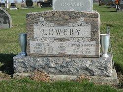 """Howard """"Bucky"""" Lowery"""