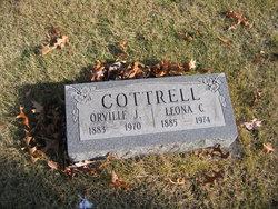 "Leona Cynthia ""Cynthia"" <I>Parish</I> Cottrell"
