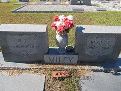 "William Franklin ""Beaver"" Miley"