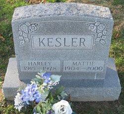 Mattie H Kesler