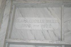 Clara Lucille Willis