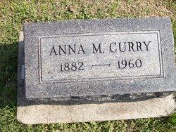 Anna M Curry