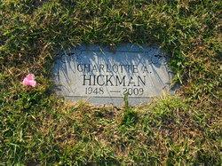 Charlotte A. Hickman