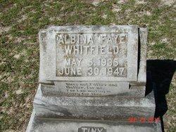 Albina Faye Whitfield
