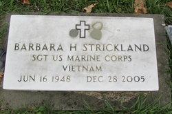 Barbara H. Strickland
