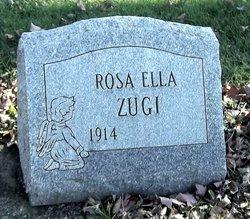 Rose Ella Zugi